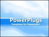 PowerPoint Template - Blue Skies