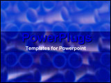 PowerPoint Template - Mechanical parts