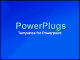 PowerPoint Template - Simple and bold