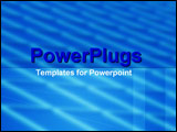 PowerPoint Template - Exterior view of high rise building angled slightly for visual impact
