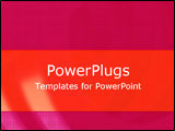 PowerPoint Template - Burgundy Favors