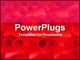 PowerPoint Template - Red Pipes
