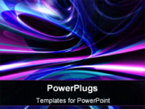 PowerPoint Template - Abstract swirls