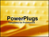 PowerPoint Template - Industrial imagery theme