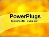 PowerPoint Template - Elliptical patterns
