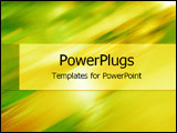 PowerPoint Template - Fresh Burst