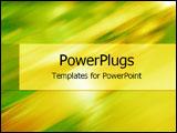 PowerPoint Template - Fresh Burst