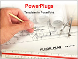 PowerPoint Template - an architects design