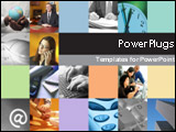 PowerPoint Template - Business collage