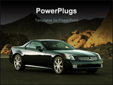 PowerPoint Template - 2004 Cadillac xlr one of the fastest sports car