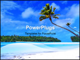 PowerPoint Template - motu in the cook islands