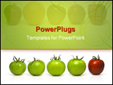 PowerPoint Template - Tomatoes are such a perfect food .