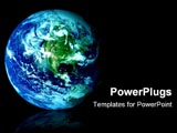 PowerPoint Template - The Earth
