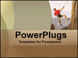 PowerPoint Template - Taking risks