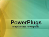 PowerPoint Template - A Fresh Approach