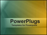 PowerPoint Template - Turf Wars