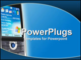 PowerPoint Template - Mobile Computing