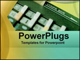 PowerPoint Template - Electronic Funds