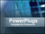 PowerPoint Template - Contrasting and angular