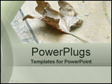 PowerPoint Template - Sidewall Falls