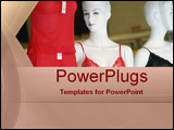 PowerPoint Template - Lingerie