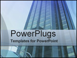 PowerPoint Template - Business Center
