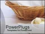 PowerPoint Template - Morning Hospitality