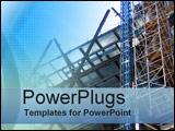 PowerPoint Template - City Construction