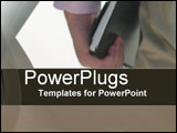 PowerPoint Template - On Schedule