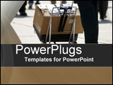 PowerPoint Template - Deliveries