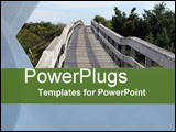 PowerPoint Template - Bridge of Dreams