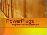 PowerPoint Template - Fast Underground