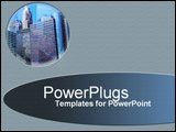PowerPoint Template - Window to the World