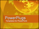 PowerPoint Template - Global potential 1