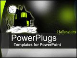 PowerPoint Template - Ghostly impressions