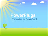 PowerPoint Template - Fresh Air