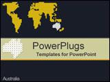 PowerPoint Template - Australia