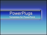 PowerPoint Template - Consistency