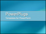 PowerPoint Template - Blued Too