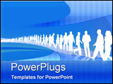 PowerPoint Template - Busy Busy