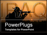 PowerPoint Template - Iraq
