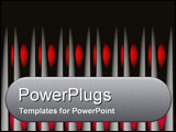 PowerPoint Template - Red Hot
