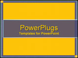 PowerPoint Template - Frame Me