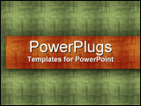 PowerPoint Template - Rich Threads