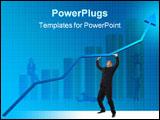 PowerPoint Template - Businessman Portrait
