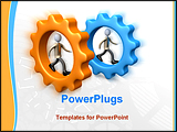 PowerPoint Template - Business service providers