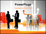 PowerPoint Template - Inner City Business See my gallery for more high quality illustrations and photography.