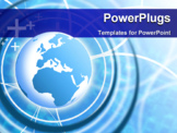 PowerPoint Template - Business Technology Background
