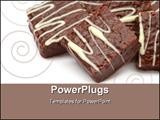 PowerPoint Template - Chocolate Sweets