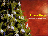 PowerPoint Template - Christmas tree
